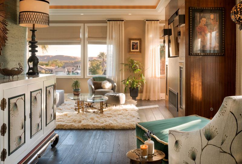 Linda Allen Designs Sleep Bird Inspired Bedroom Interior