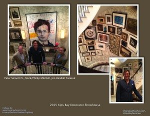 2015 kipps Bay Showhouse Blog-8-Stair Landing designers