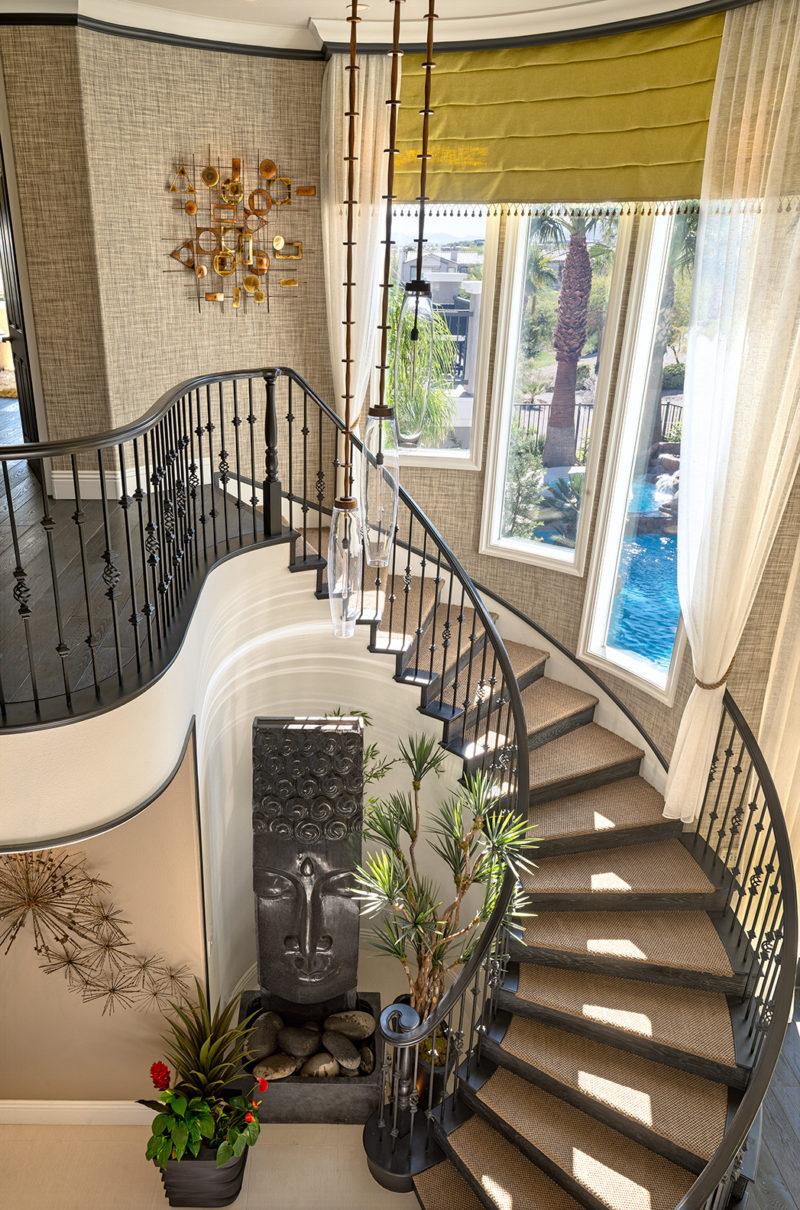 Linda-allen-designs-stairwell-room-lounge-interior-designers-las-vegas